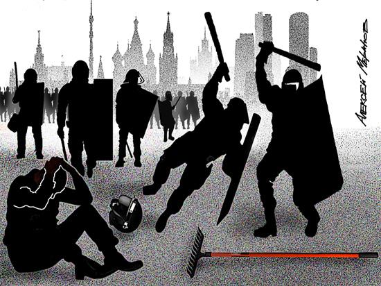 Никто не подставит российской власти плечо в момент ее обрушения