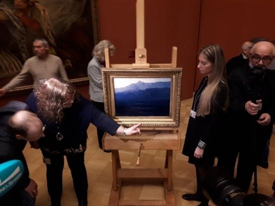 В Петербурге придумали, как вынести «Крым» Куинджи из музея