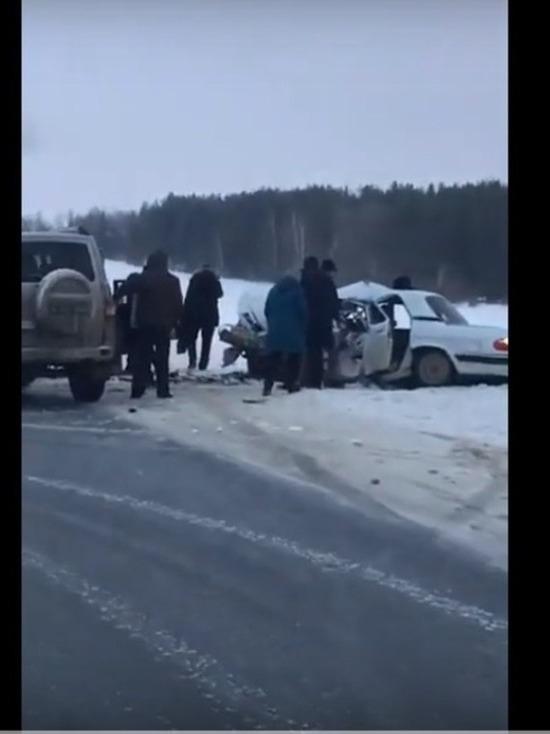 В ДТП под Ульяновском погибла сотрудница Старокулаткинской администрации