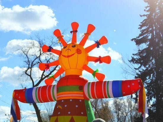 Масленицу в Саранске будут отмечать неделю