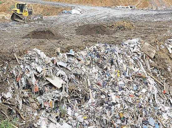 Свальные грехи: почему нормативы на вывоз мусора отличаются в сотни раз