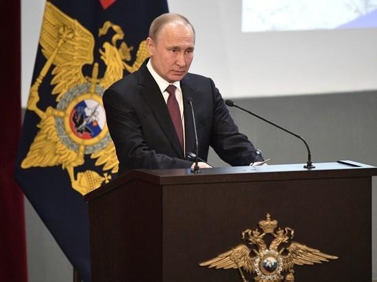 Указ Путина о приостановке Договора РСМД: «Надежды на спасение нет»