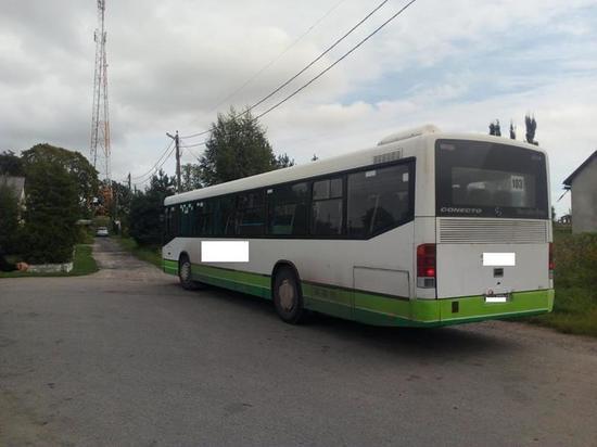 За одну неделю в Калининградской области обнаружено 13 опасных пассажирских автобусов