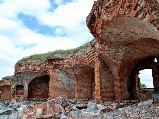 Форт Западный на Балтийской косе: ещё один из череды исчезающих памятников