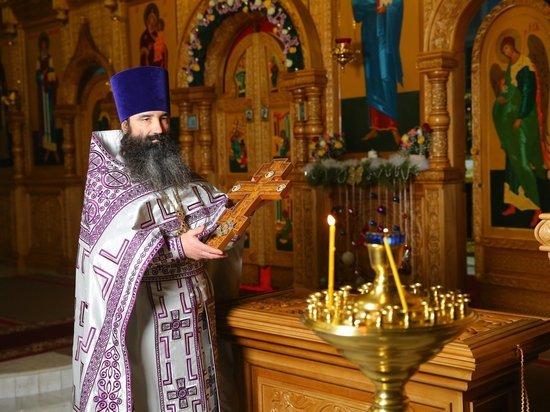 В Свято-Троицком соборе Ядрина хранятся частицы мощей великих святых