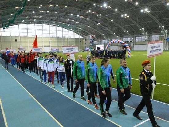 В Саранске открылись соревнования по пожарно-спасательному спорту