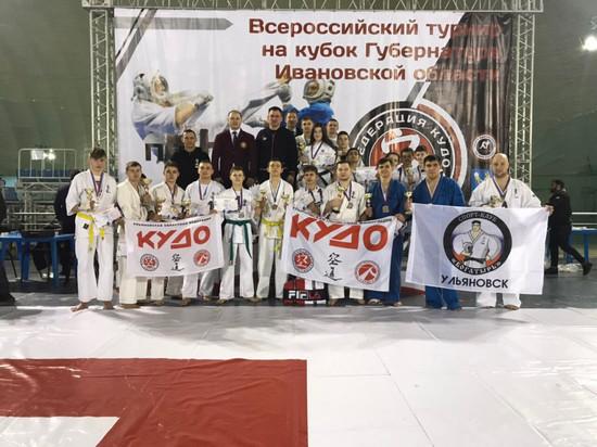 Кудоисты Ульяновска привезли 19 медалей со Всероссийских соревнований