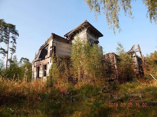 В Тутаевском районе начали ломать памятник архитектуры