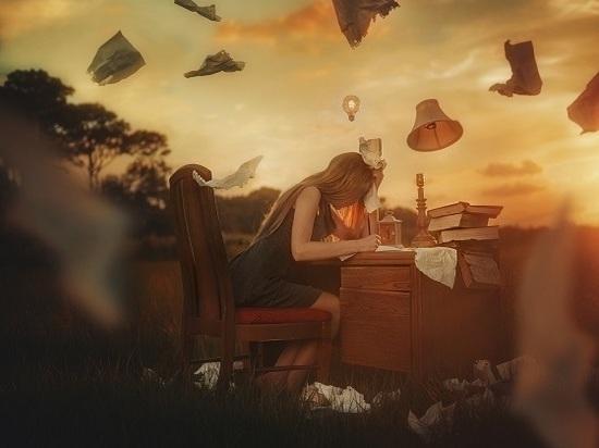 Чем отличается писатель от обычного человека