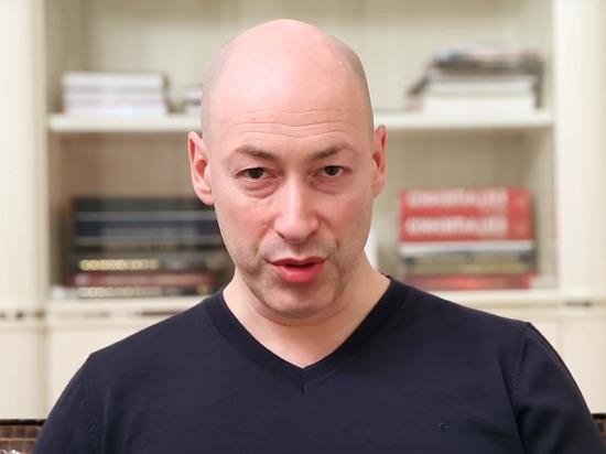 Украинские националисты пригрозили журналисту Гордону смертью в «диких муках»