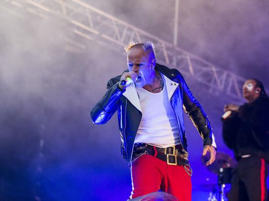 Появились подробности смерти вокалиста The Prodigy Кита Флинта