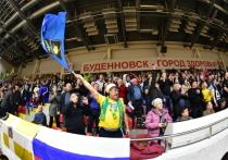 «Динамо-Виктор» не знает поражений на своём паркете