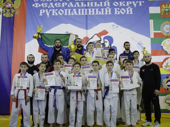 Рукопашники Северного Кавказа определили лучших в Ставрополе