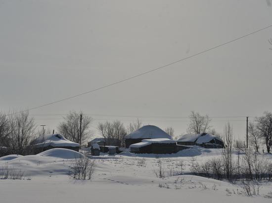Десятки сёл Саратовской губернии отрезаны от цивилизации
