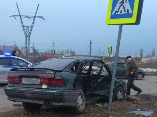 В Волгодонске в столкновении двух авто пострадали четыре человека