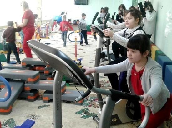Для восстановления полноценной жизни: в Ульяновске открыт кабинет для реабилитации детей с ревматическими заболеваниями