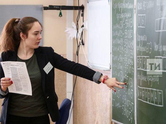 В 2019 году участвующие в ЕГЭ педагоги Татарстана получат компенсацию