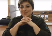 Танкистка-перебежчица из ДНР попала в Киеве под спецпрограмму