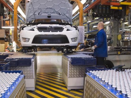 Reuters: Ford может закрыть два завода в России
