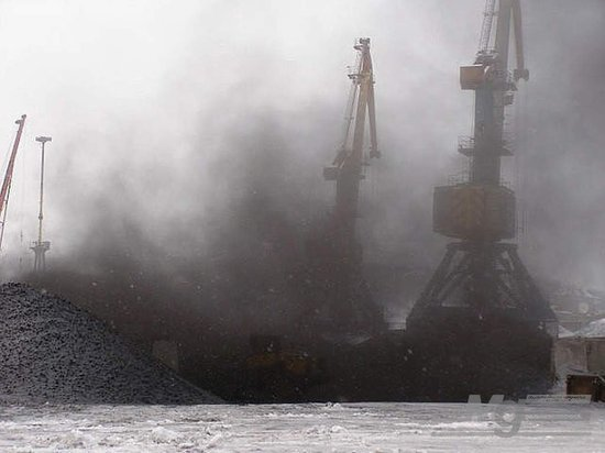 В Ванино стало меньше угольной пыли, но порт все равно грозятся закрыть