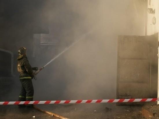 «Усольехимпром» опять горел