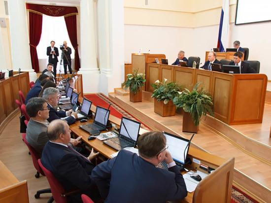 Депутаты Народного Хурала определились с приоритетами развития Бурятии