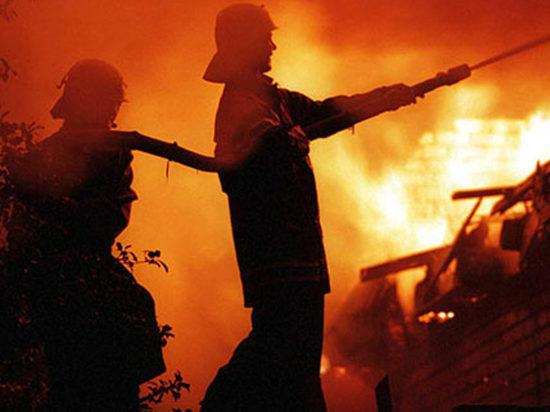 5 января в Ивановской области горели дома, пристройки и гараж
