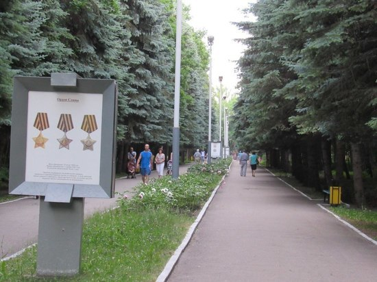 Три парка Ульяновска стали особо охраняемыми природными территориями