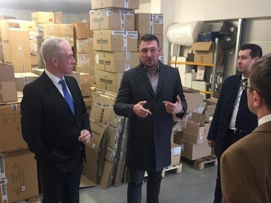 Экспортный хаб ульяновской продукции открылся в Праге