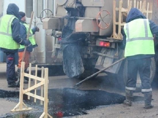 Ямочный ремонт дорог в Кирове начнут в апреле