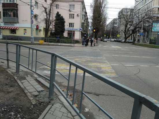Администрация Краснодара объяснила, почему в городе исчезают пешеходные переходы