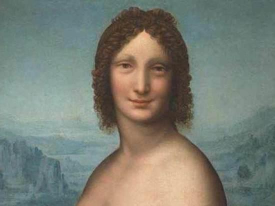 Раскрыта тайна «Обнаженной Моны Лизы»: Да Винчи выдала левая рука