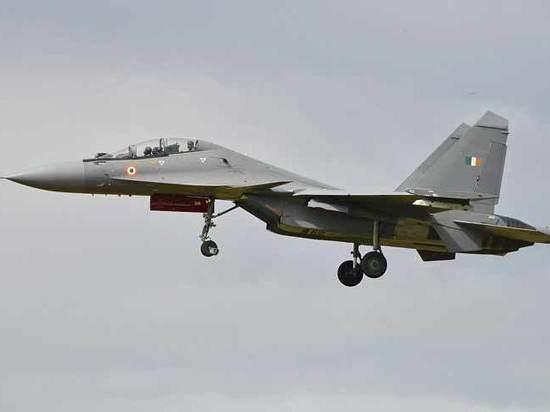 Су-30 «выиграл» у F-16