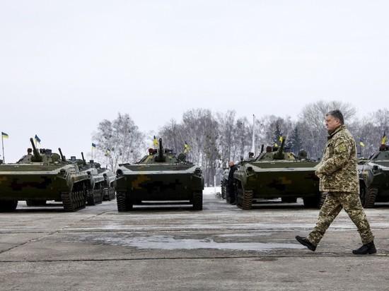 Генштаб ВСУ заявил о подготовке Россией вторжения на Украину через Белоруссию