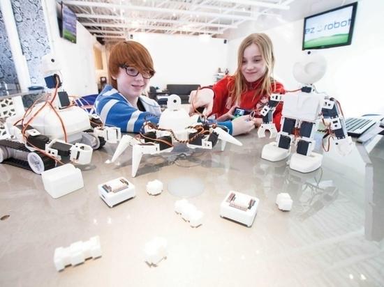 Обнинск получит 50 млн рублей на детский технопарк