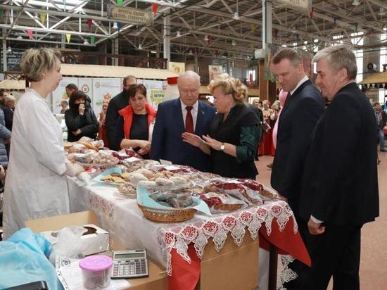 Калужане оценили продукцию Боровских производителей