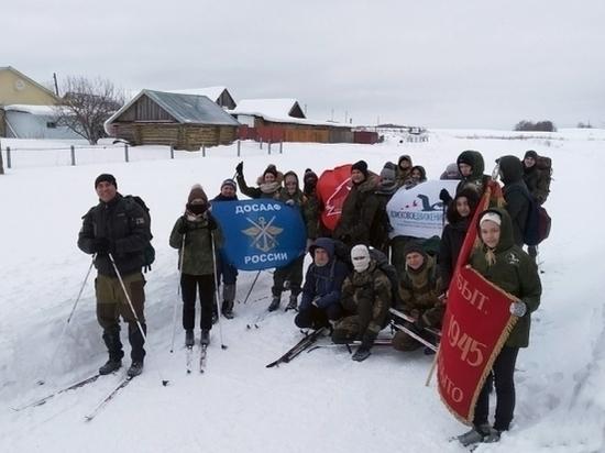 В Мордовии прошёл «Снежный десант»