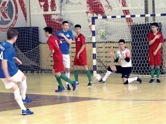 Команда «Французский дом» вновь стала чемпионом Алматы по футзалу