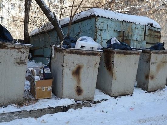 «Отходы не убирали с нового года»: в Свердловской области буксует «мусорная реформа»