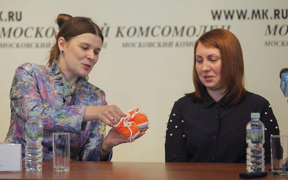 Общественники наглядно обсудили проблему абортов в России