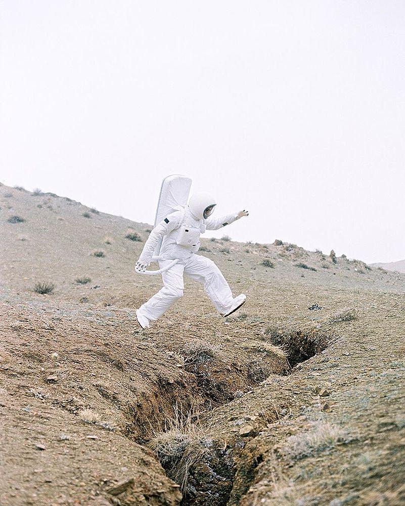 Новосибирский фотограф нашел свой космос на Алтае