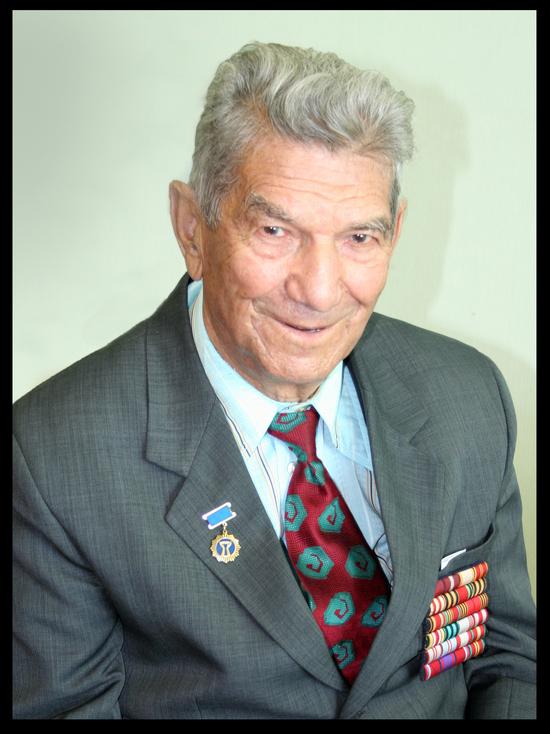 Скончался почётный гражданин Калуги Александр Унтилов