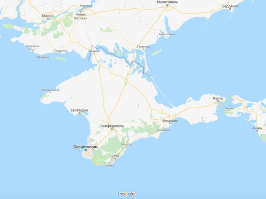 Битва за Крым: Украина просит Google вернуть обозначение полуострова
