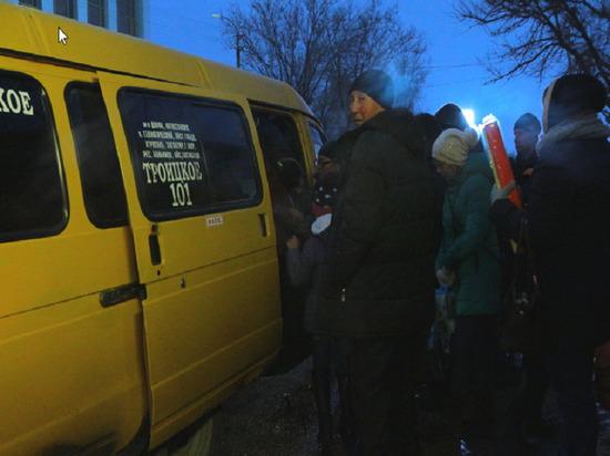 В Калмыкии проверят задравших цены перевозчиков