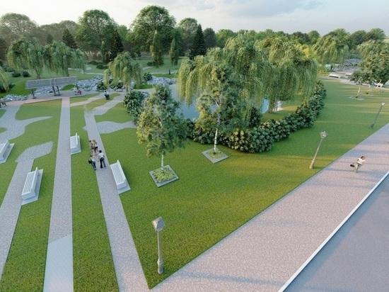 Русские и зарубежные дизайнеры представили варианты преображения реки Люльченки в Кирове