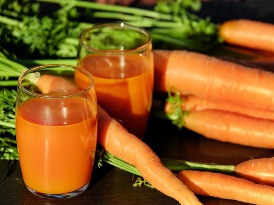 Чай и морковь помогают сохранить разум, показал эксперимент