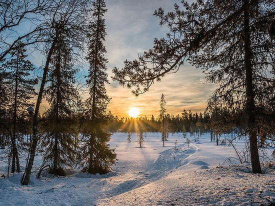 На 8 Марта в Салехарде будет переменная облачность и снег