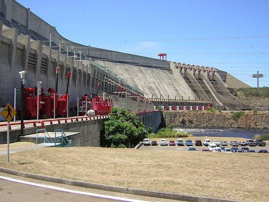 На крупной венесуэльской гидроэлектростанции произошла диверсия