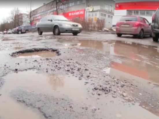 Псковские власти рассказали о дорожных работах за неделю