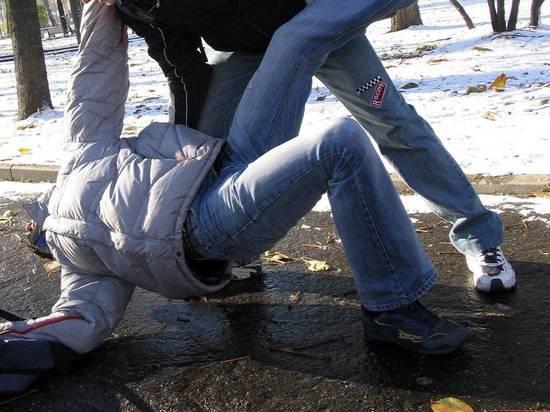 В Марьино произошла массовая поножовщина со стрельбой